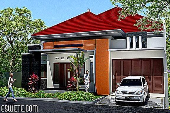 Desain Rumah Minimalis Type 70   Eswete