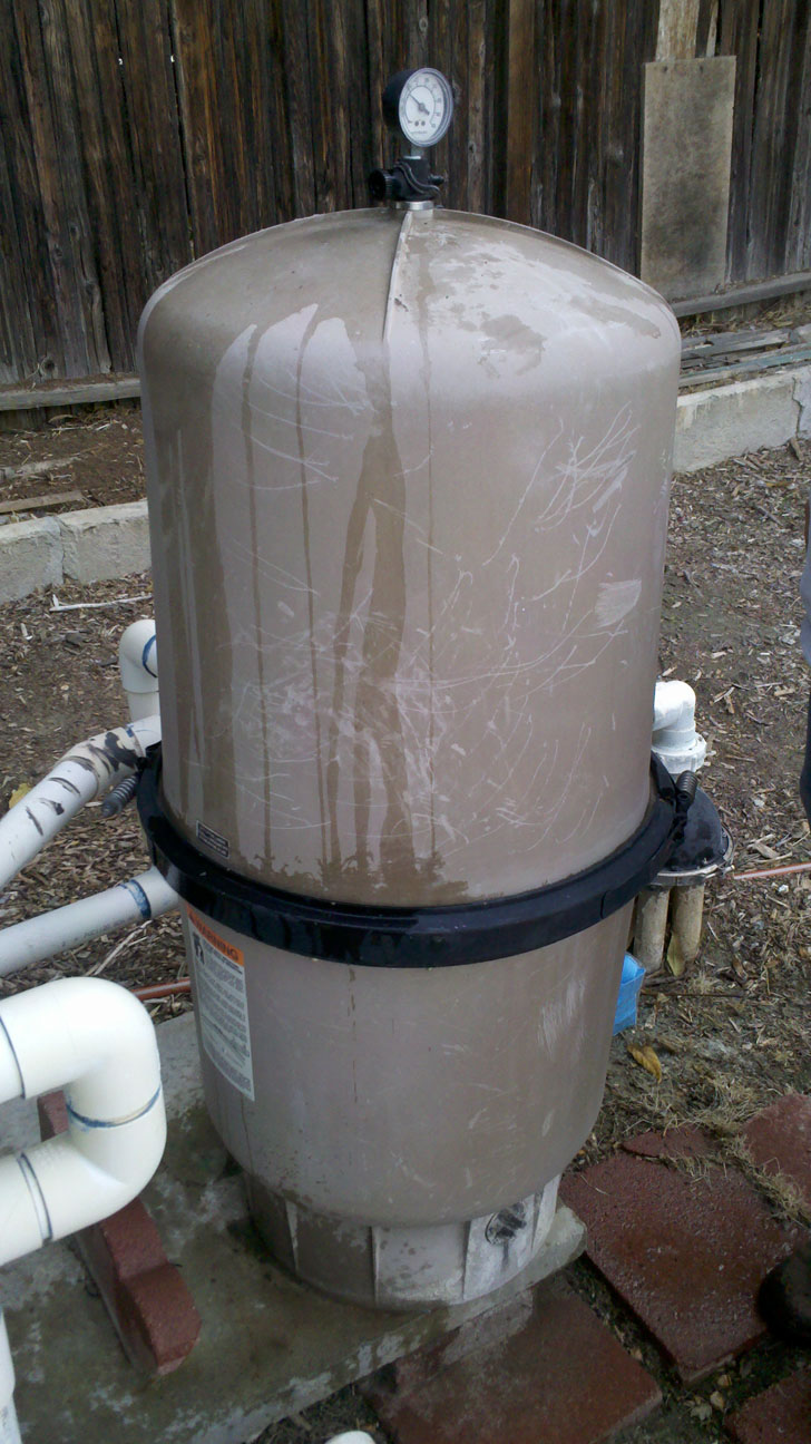 Wine Country Pools And Supplies How To Clean A Hayward De