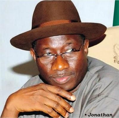 President Goodluck Ebele Jonathan
