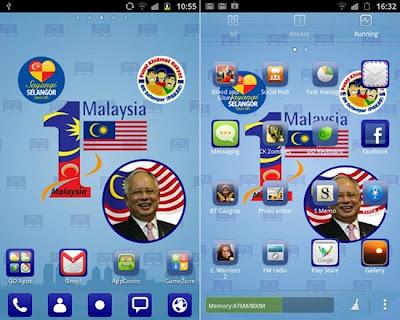 400 x 320 · 54 kB · jpeg, Tema 1malaysia dan Najib untuk pengguna