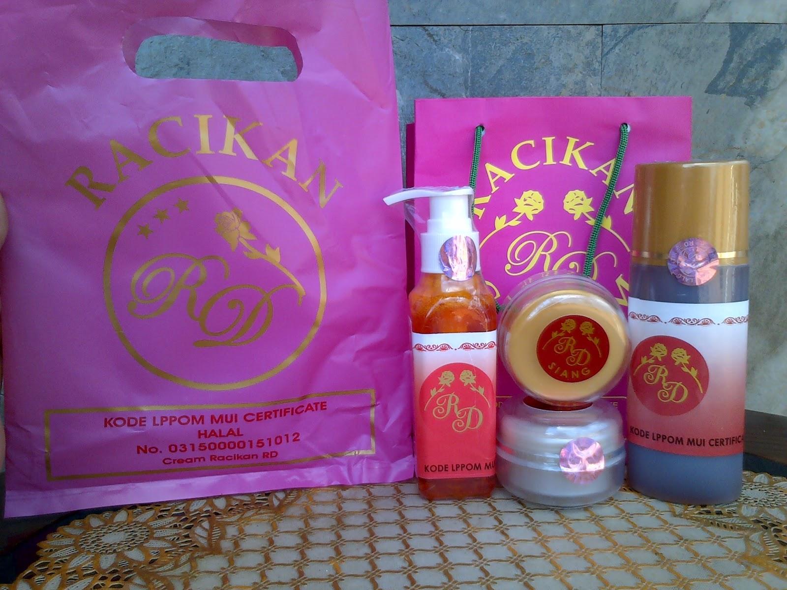Supplier Hn Original Cream Rd Paket Toner 30gram