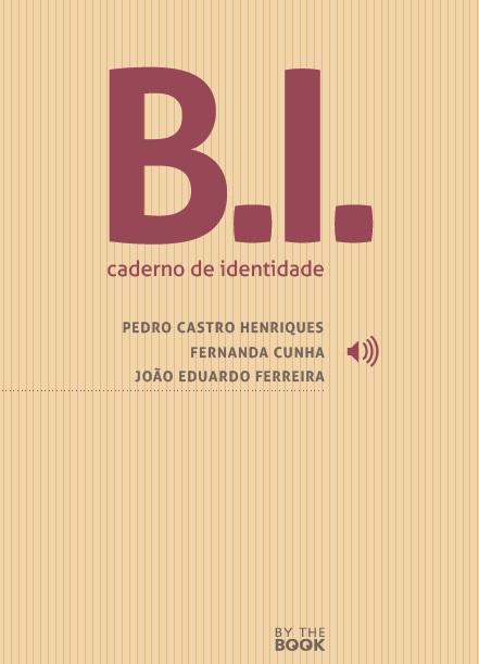 Livro: «caderno B.I - cap.II: O Luís Miguel quer ir para o Panteão Nacional»