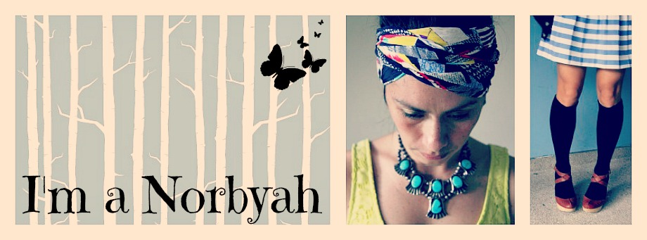 I&#39;m a Norbyah