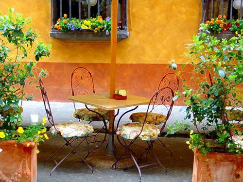 Decore criativo ares da toscana - La provenza italiana ...