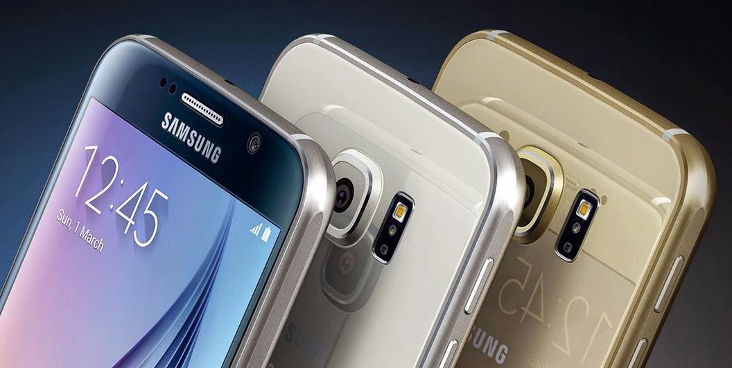 Prima carica Galaxy S6