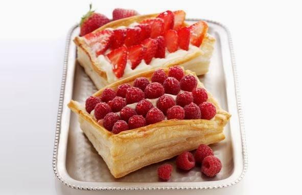 Milföy Pasta Tarifi / Milföy Pasta Nerede Yenir