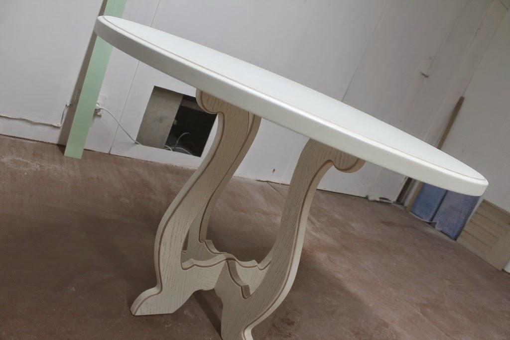 Как сделать круглый стол из фанеры своими руками 54