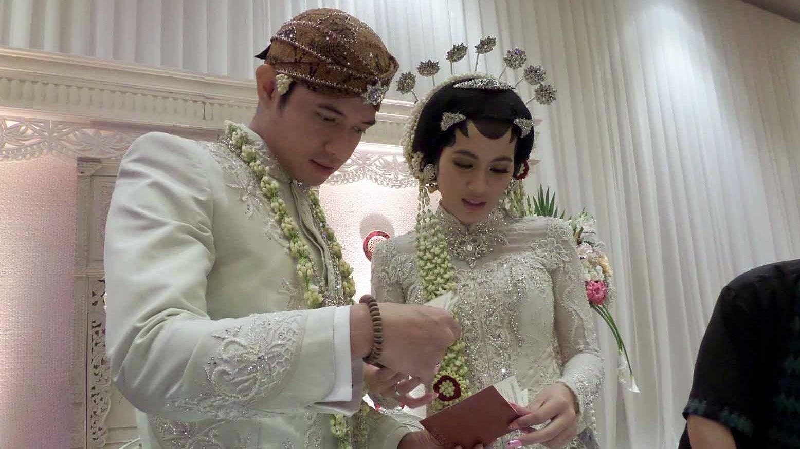 Foto Pernikahan Alyssa Subandono