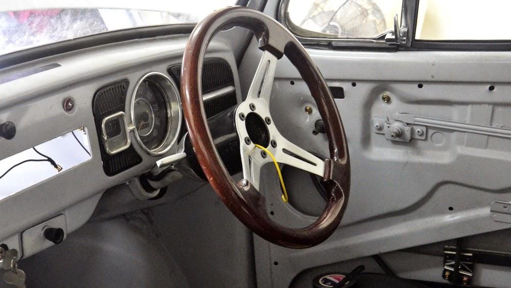 Workshop baik pulih Volkswagen lama