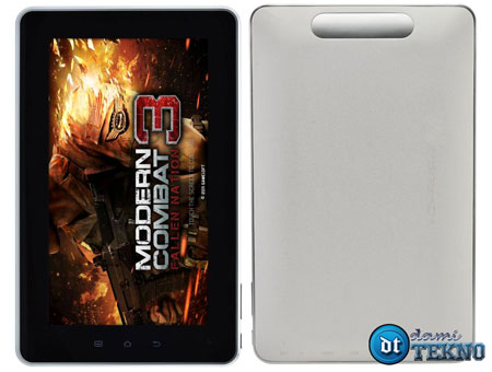 Harga Tablet Cyrus Atom Pad Wi-Fi