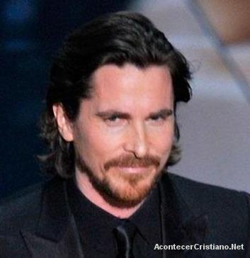 """Christian Bale podría interpretar a Moisés en """"Exodus"""""""