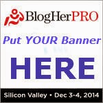 Send me to BlogHer Pro '14