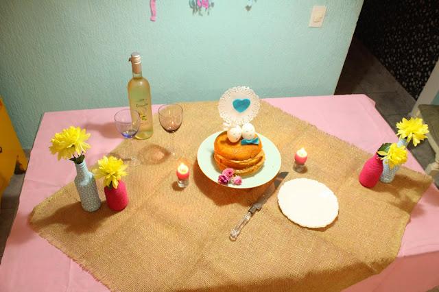 Decoração Bodas de 10 anos de casamento - Mini Festa DIY