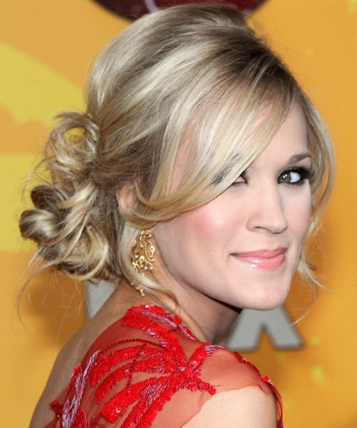 Christmas Party Hairstyles for Long Hair