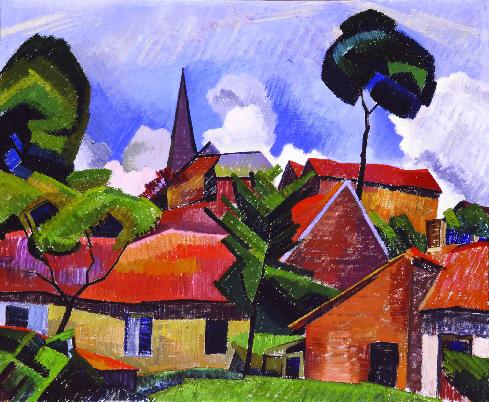 Niceday 39 s wonderful imaginary museum herbin auguste for Auguste herbin