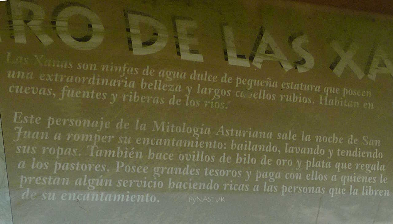Las Xanas en la mitología de Asturias