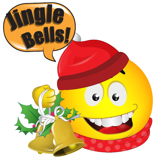 Jingle Bells Smiley