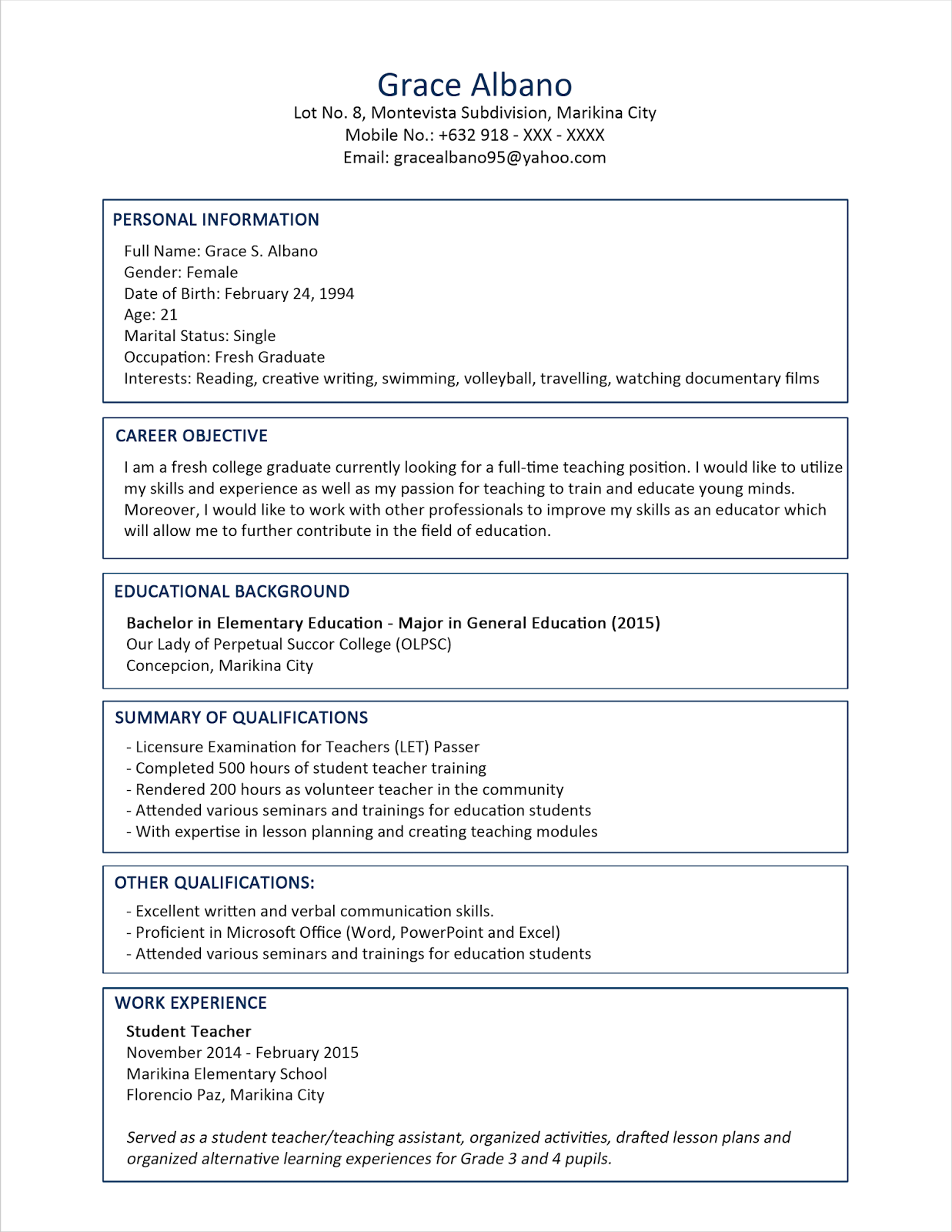 sample resume experienced marketing professional novelssome ml