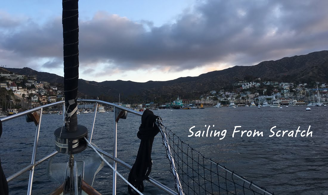 Sailing from scratch