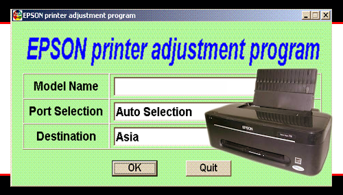 Printer Epson T13
