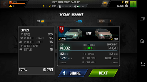 Fast & Furious 6 v4.1.2 android