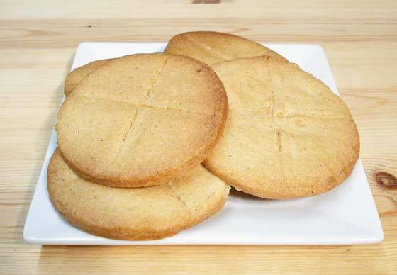 Buttery Soul Cakes