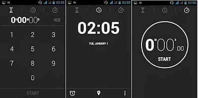 SKK Mobile Charm Clock
