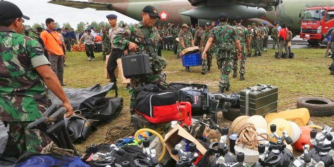 Benarkah tudingan AS evakuasi AirAsia tak steril?