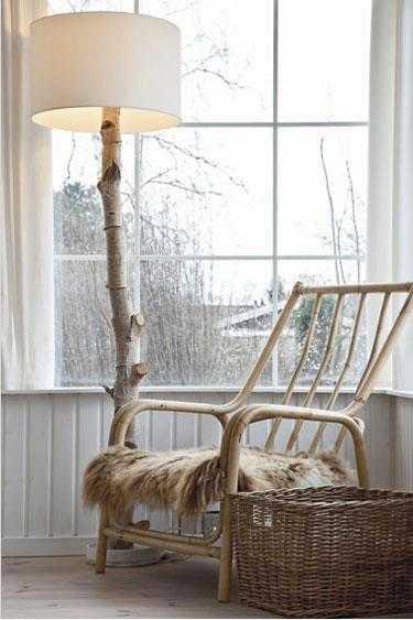 Reciclado troncos y ramas de arboles facil y rapido for Boomstam decoratie