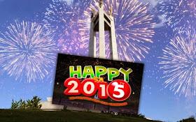 Happy sa 2015: The Philippine New Year Countdown