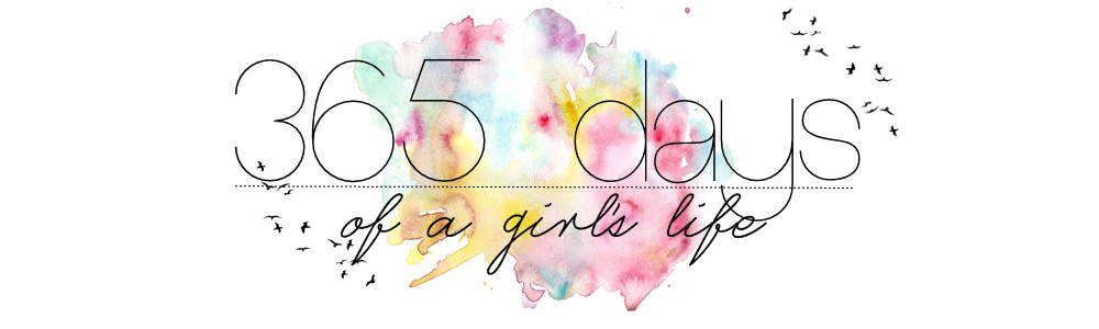 365 days of a girl's life