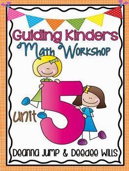 https://www.teacherspayteachers.com/Product/Guiding-Kinders-Math-Workshop-Unit-5-Common-Core-Aligned--1070475