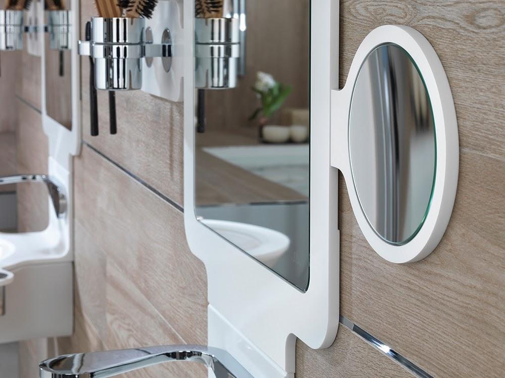 Accesorios De Baño Noken: : Baños llenos de color y diseño con la colección Mood, de Noken