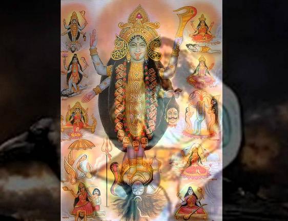 Dhoomavati Shabar Mantra