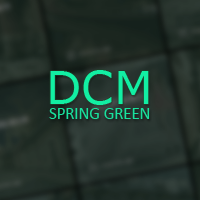 DCM V2 SPRING GREEN