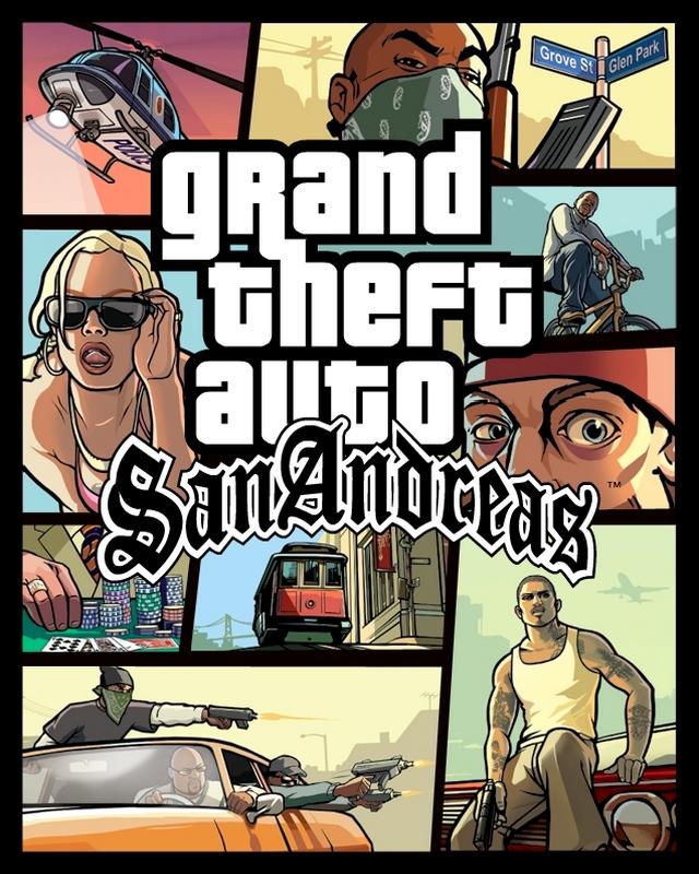 GTA San Andreas descarga