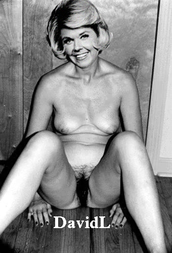 Doris day enhanced breasts