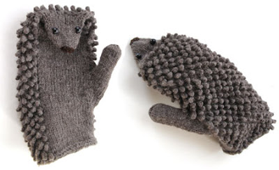 Unusual and Creative Gloves and Mittens (20) 3