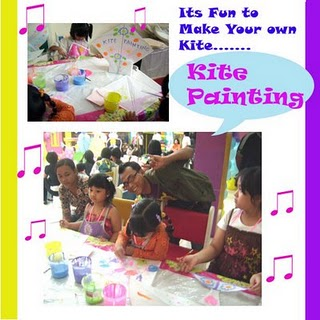 gambrengan kid's party planner
