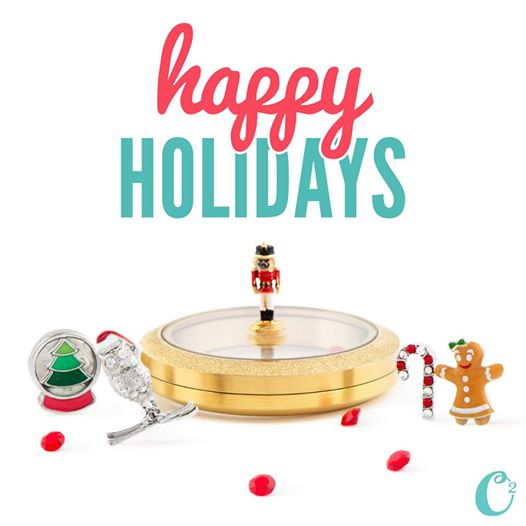Limited Edition Origami Owl Holiday Charms - Get them before they are gone at StoriedCharms.com