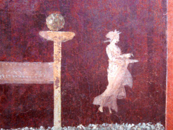 Ostia Antica: Le Domus Dipinte -visite guidate Roma: 05/05/2013