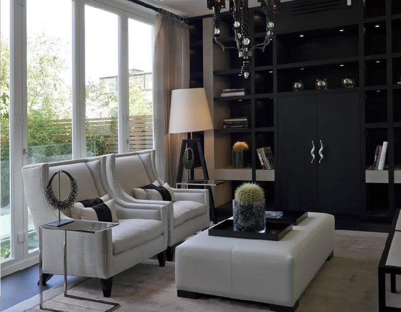 Free halloween wallpapers mmw blog kelly hoppen interiors - Kelly hoppen living room interiors ...