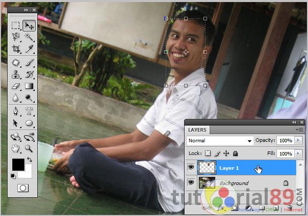 Cara membuat sensor gambar dengan photoshop