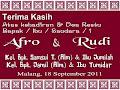 Trim Mb Afro-Malang