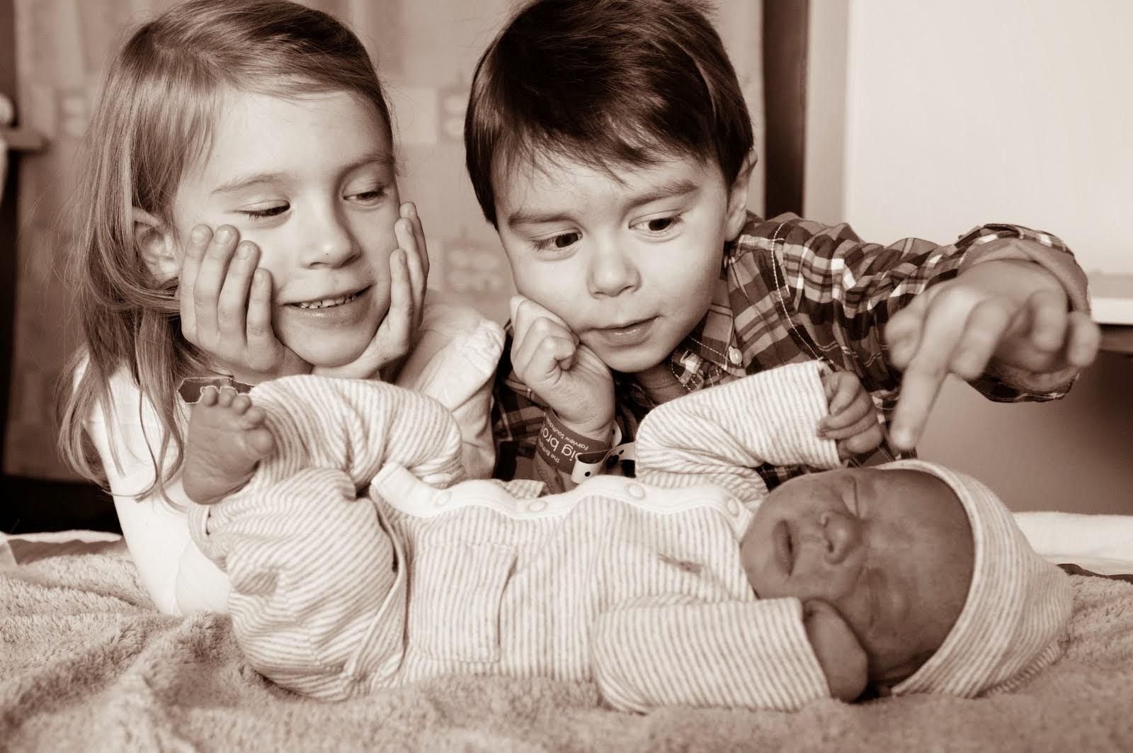 Sophia, Gavin & Greyson