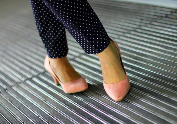 H&M Pink Heels