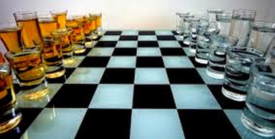 dzeršanas spēles ballītēm