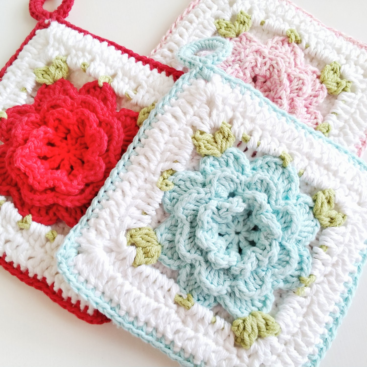 hopscotch lane: New Pattern - Vintage Inspired Crochet ...