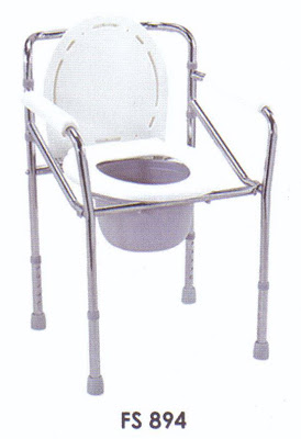 Commode Chair FS894