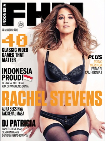 E-Magz FHM Indonesia 2014